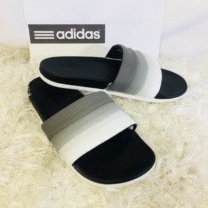 Adidas Adilette Cloud-foam Women's Slide Sandals 8
